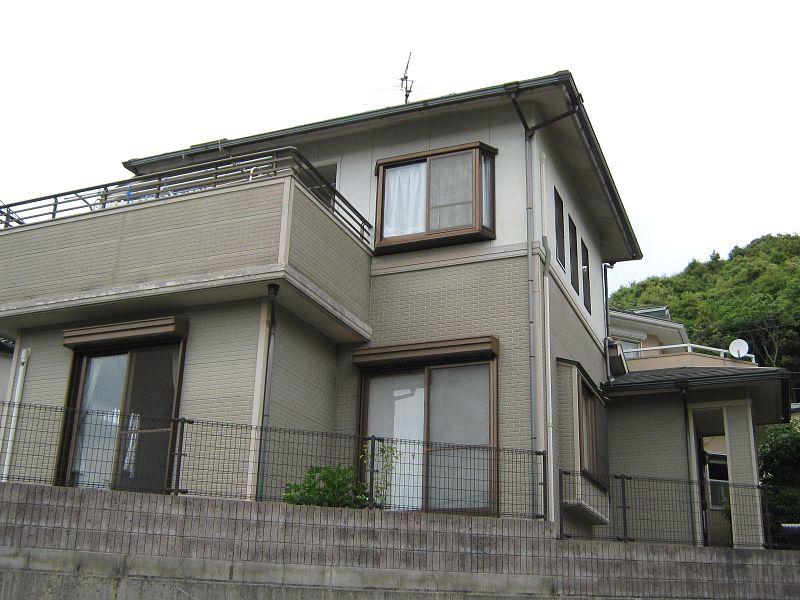 長与町 H様邸 外壁塗装|長崎|塗装|塗替え|屋根|外壁 ...